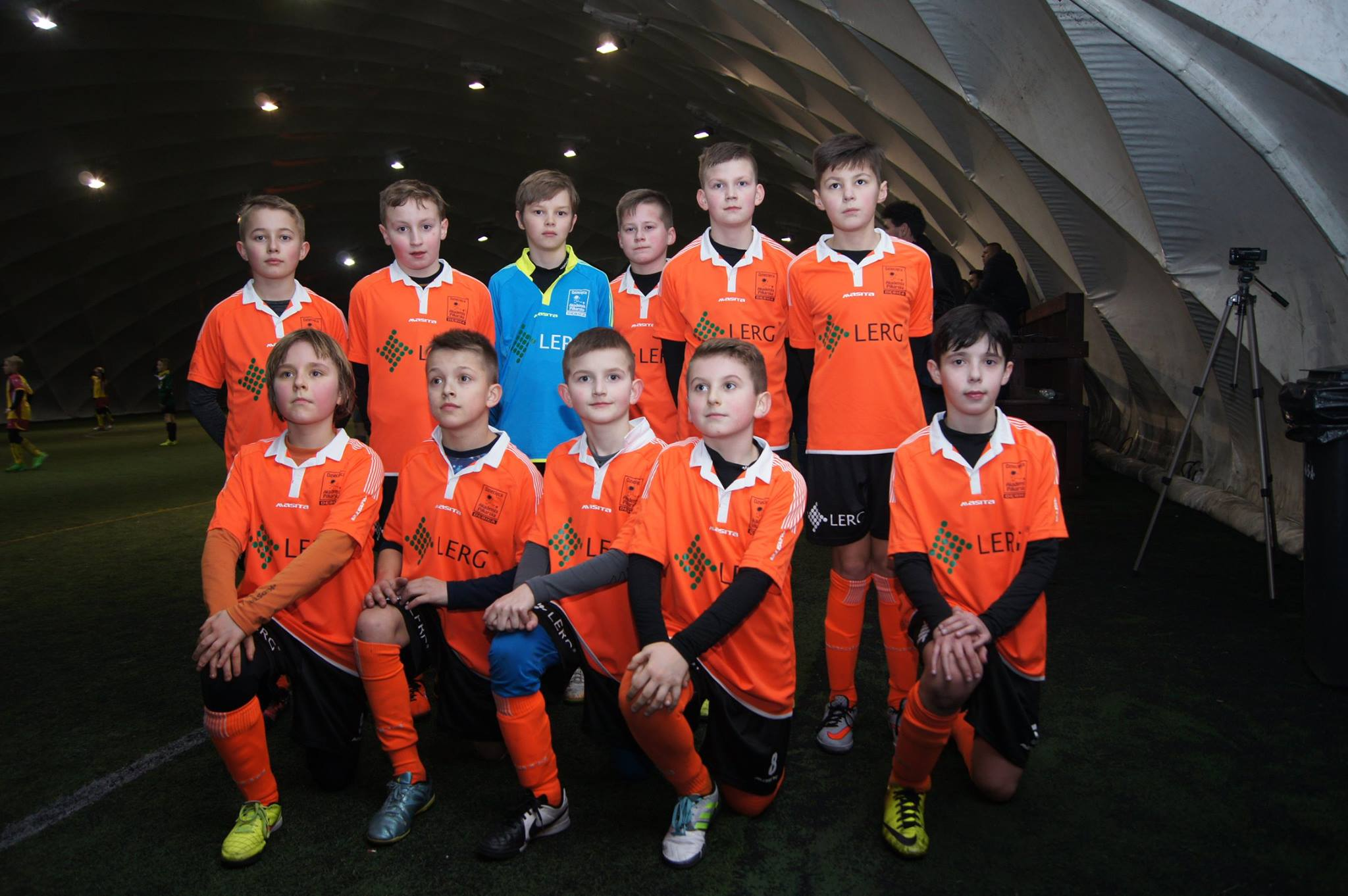 Uhlsport Cup 2016  dla rocznika 2005 za nami.