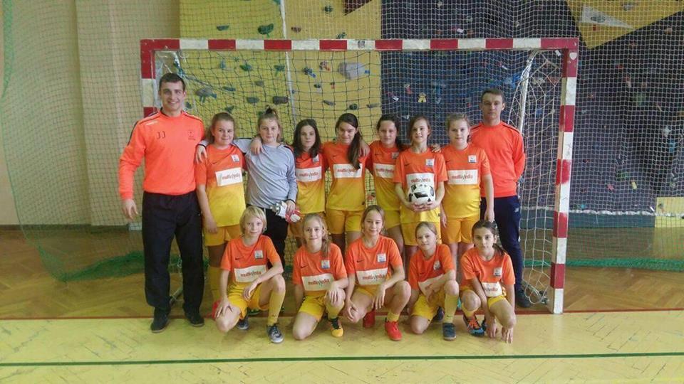 DAP Girls Młodziczki – udany debiut turniejowy!!!