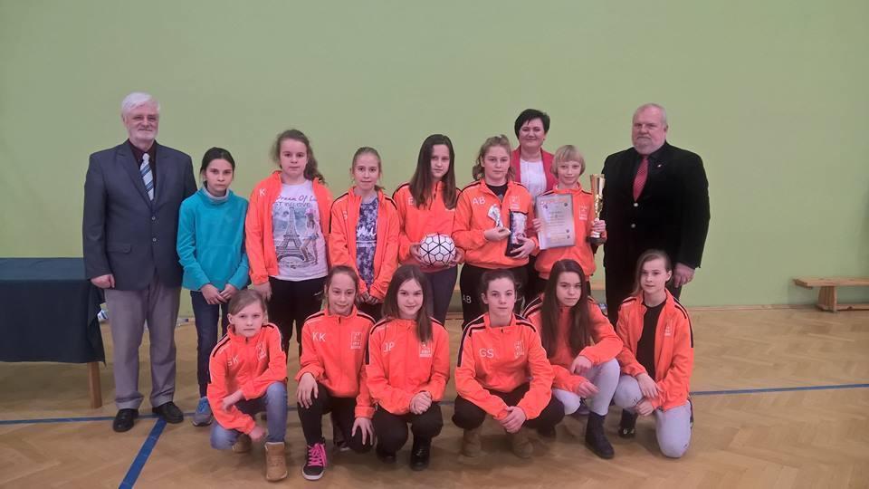 Mistrzostwa Podkarpacia U13 dziewcząt