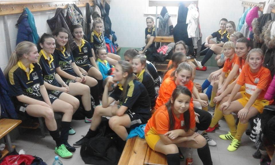 Makroregionalna liga juniorek młodszych U16