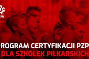 Certyfikacja Szkółek Piłkarskich – rejestracja zawodnika