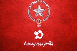 Certyfikacja PZPN!!!
