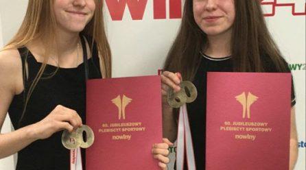 60. Plebiscyt Sportowy Nowin, a my sięgamy po 3 nagrody!!