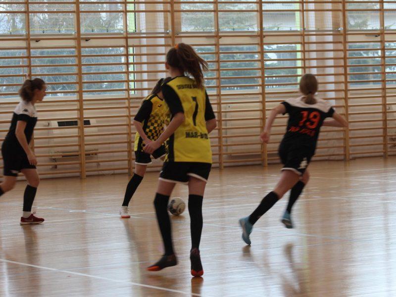 Mistrzostwa Podkarpacia w Futsalu Kobiet U-17