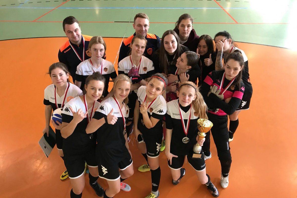 Mistrzostwa Podkarpacia w Futsalu Kobiet – seniorki