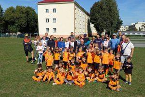 Piłkarska przygoda DAP Bambini rozpoczęta!!