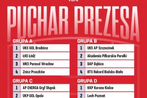 """DAP 2010 na """"PIĄTKĘ"""" w turnieju o Puchar Prezesa PZPN Zbigniewa Bońka"""