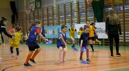 UEFA PLAY MAKERS czyli zajęcia piłkarskie dla dziewczynek!!!