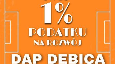 WSPIERAJ ROZWÓJ NASZEJ AKADEMII PRZEKAŻ 1% PODATKU!!!
